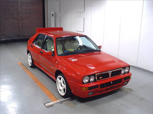 integrale evo2 at japan auction