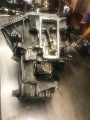 lancia delta gearbox