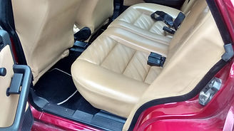 Integrale rear seats