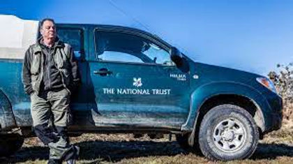 national trust toyota hilux