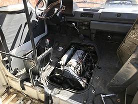 Renault Master t35 engine