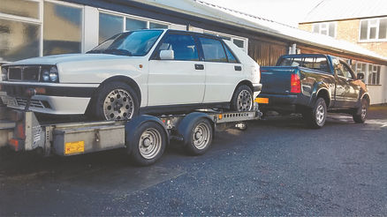 Delta Integrale on trailer