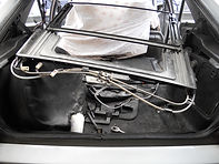 delta sunroof rails removed