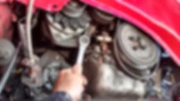 removing delta alternator