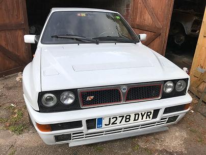 Lancia Integrale Evo1