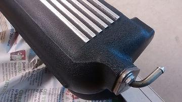 Lancia delta inlet manifold