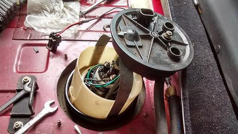 integrale fuel pump