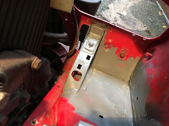 repairing lancia delta