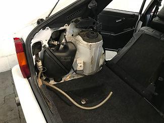 Lancia Delta fuel pipe