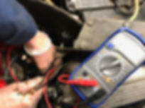 testing crank sensor