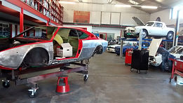 Ferrari Dino restoration