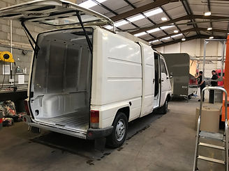 renault master conversion 2