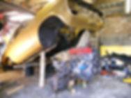 s2000 engine under Viva