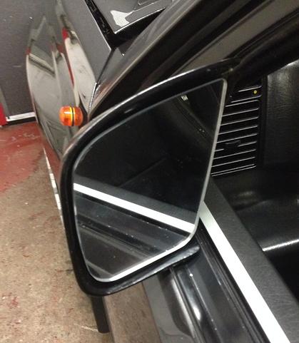 Lancia Delta WRC mirror