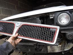 integrale grille remove