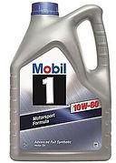 Mobil 1 synthetic engine oil motorsport formula