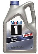 Mobil 1 synthetic engine oil motorsport formula