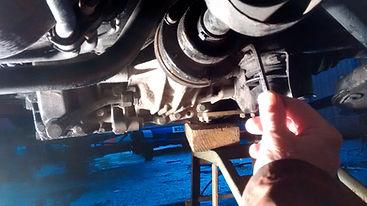 Lancia Delta propshaft