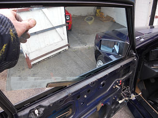 integrale removing window