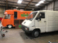 renault master conversion