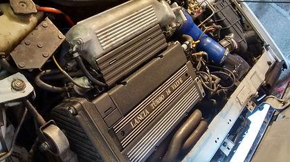 Lancia Delta cam cover ref
