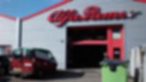 Dino's Van Lingen's garage
