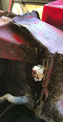 integrale rusty corner
