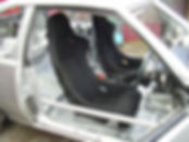 Celica supra racing seats