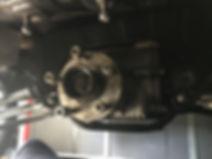 Lancia Delta rear diff