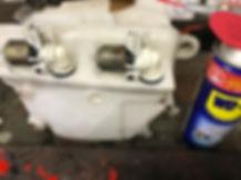panda washer pumps