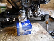 delta water pump