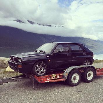 Lancia Delta in Canada