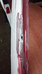 integrale windscreen pillar repair