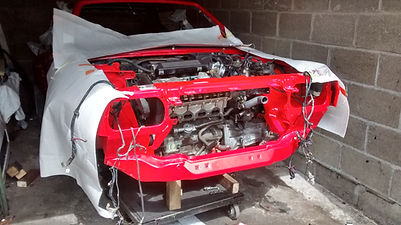 integrale engine in place