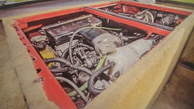 Bimotore rear engine