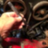 Lancia Delta 8v kat cam belts