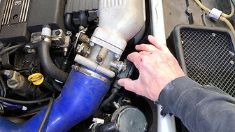 lancia delta tps adjust