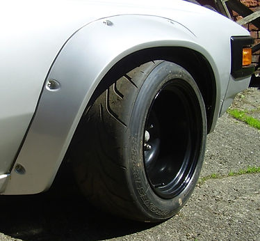 Celica supra banded wheels