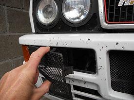 integral bumper removal