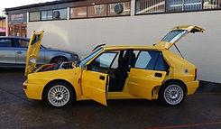 yellow ebay evo 2