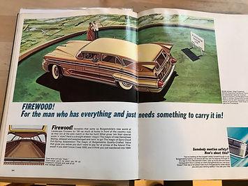 Bulgemobile Firewood
