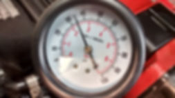lancia delta fuel pressure