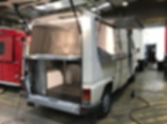 renault master catering