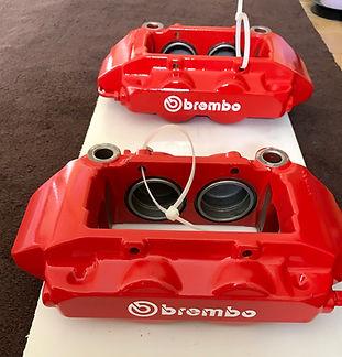 Brembo refinished caliper