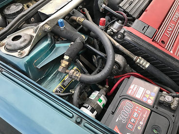 Evo1 derby green engine