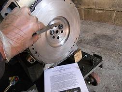 delta flywheel bolts