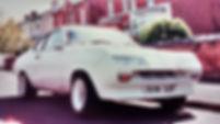 Vauxhall Firenza Fiat twin cam