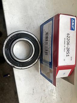 Lancia Delta propshaft bearing