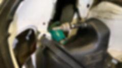 Lancia Delta fuel tank
