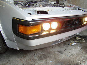 MA61 supra quad headlights